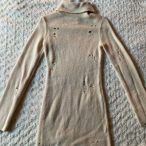 Sweater Dress Revolve